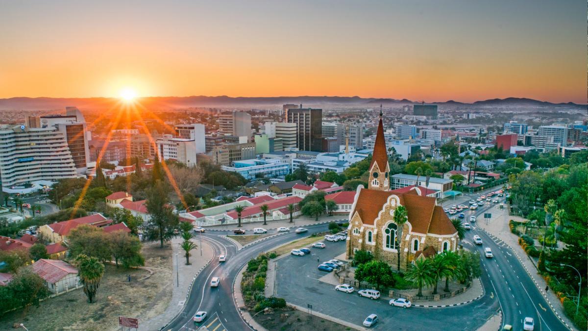 Windhoek Pledge on Advocating Brand Africa