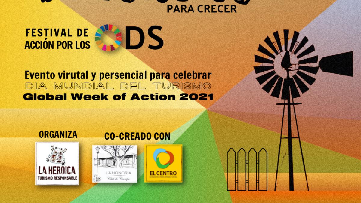 La Heroica - La Honoria - Vincular para crecer - Festival de acción por los ODS