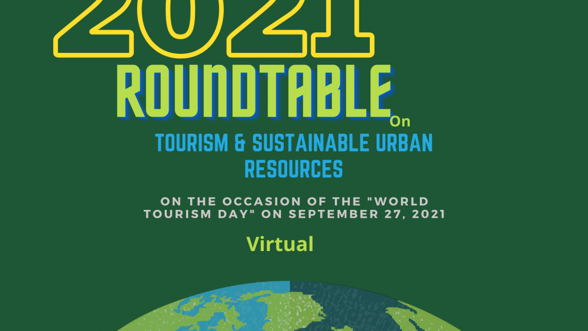Roundtable: Tourism and Sustainable Urban Resources