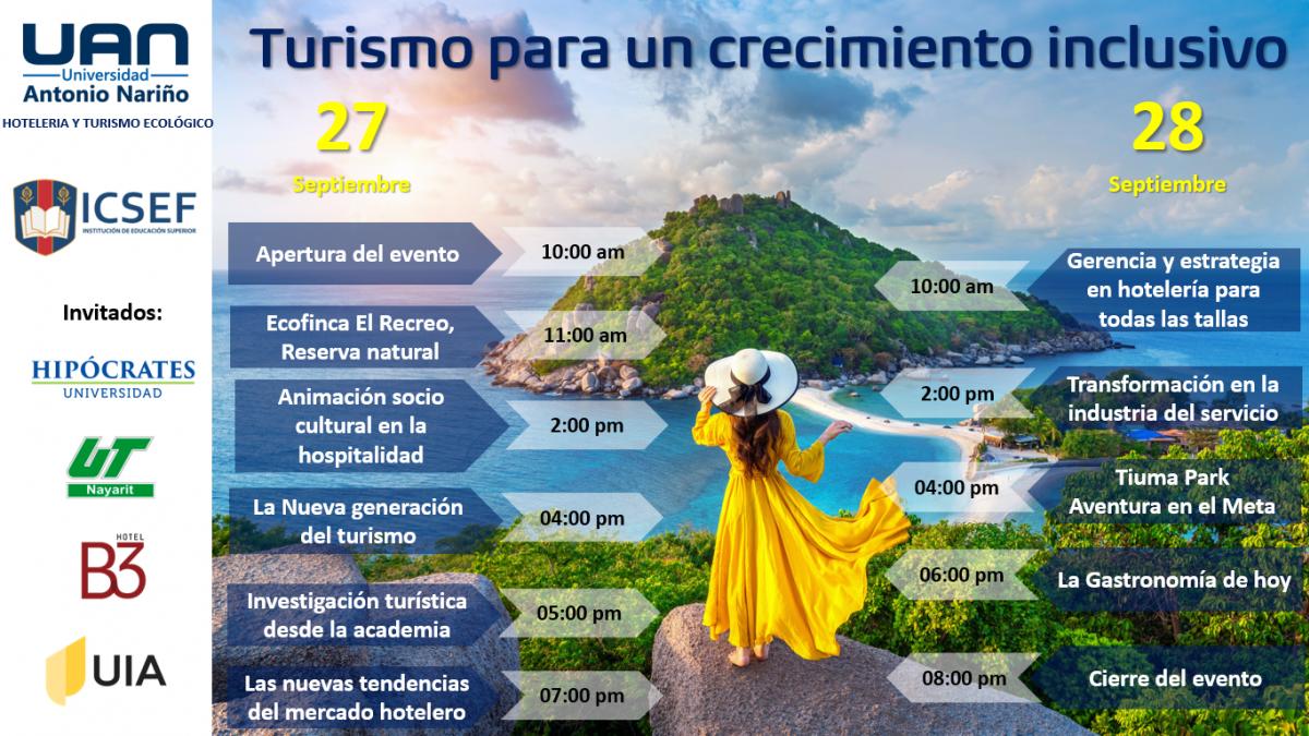 UAN - COLOMBIA, TURISMO PARA UN CRECIMIENTO INCLUSIVO