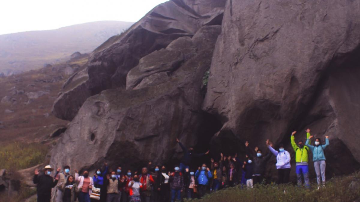 Ecocircuito: Huaca Fortaleza de Campoy - Lomas de Mangomarca