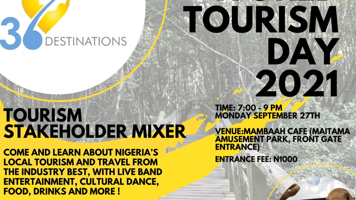 36 Destinations Nigeria is a local tourism marketplace