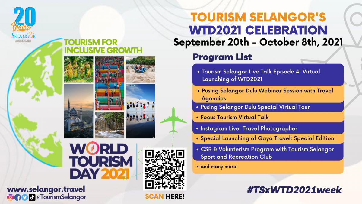 Tourism Selangor Digital and Online Platforms