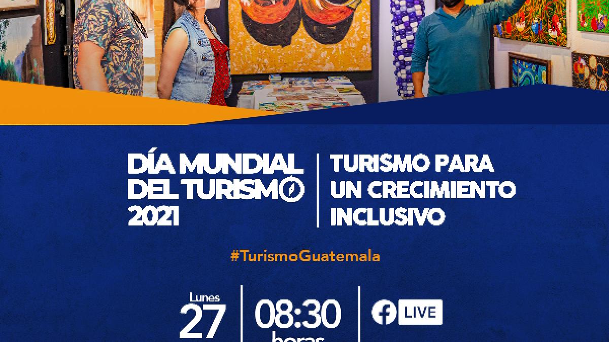 Redes sociales del Instituto Guatemalteco de Turismo -INGUAT-