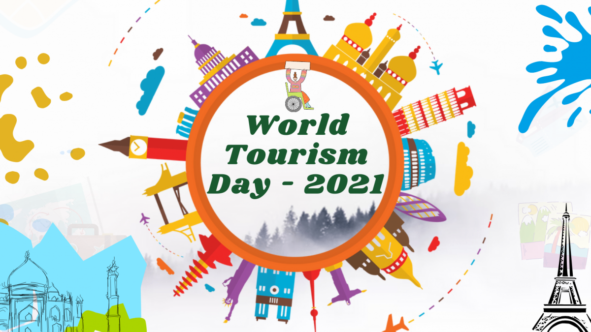 World Tourism Day 2021 - Tourism for Inclusive Growth