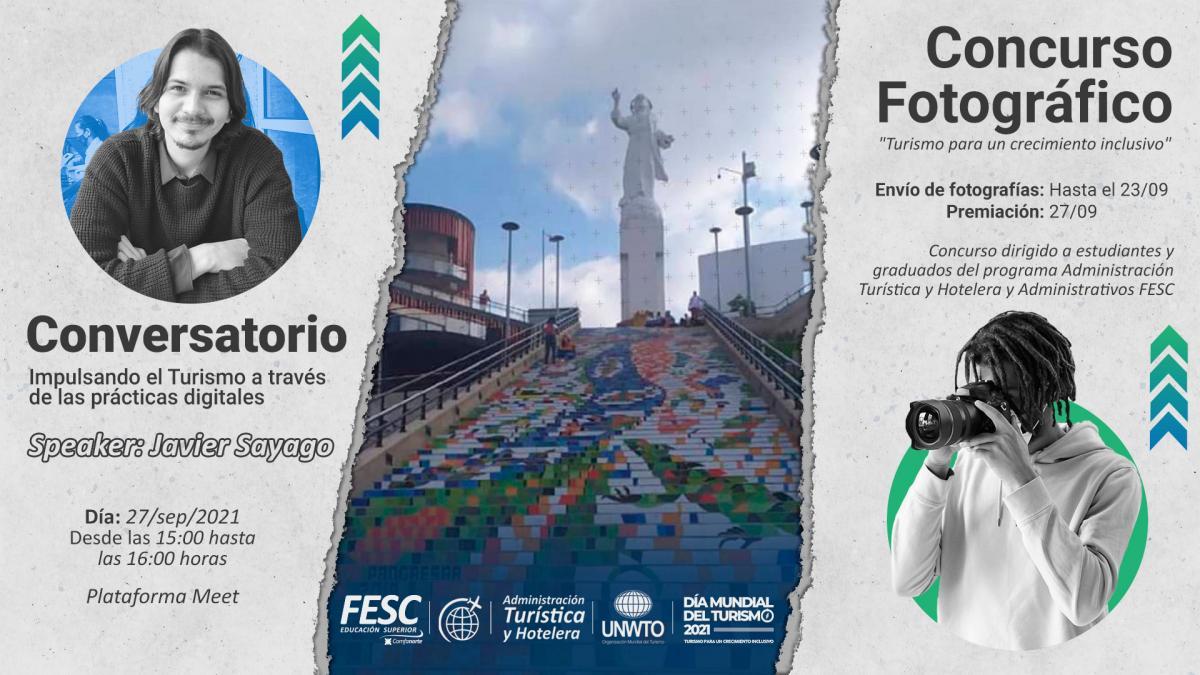 La FESC se une a la Celebración del Día Mundial del Turismo