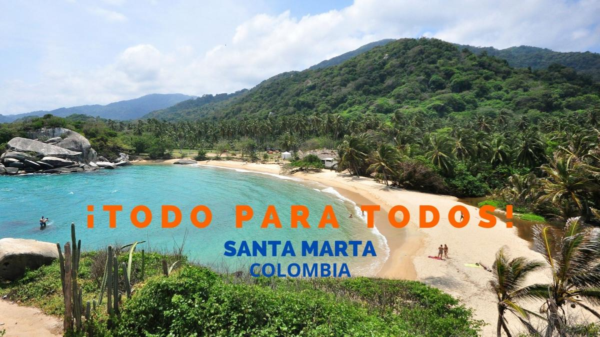 Santa Marta, Ciénaga, Magdalena, Colombia- Caribe.