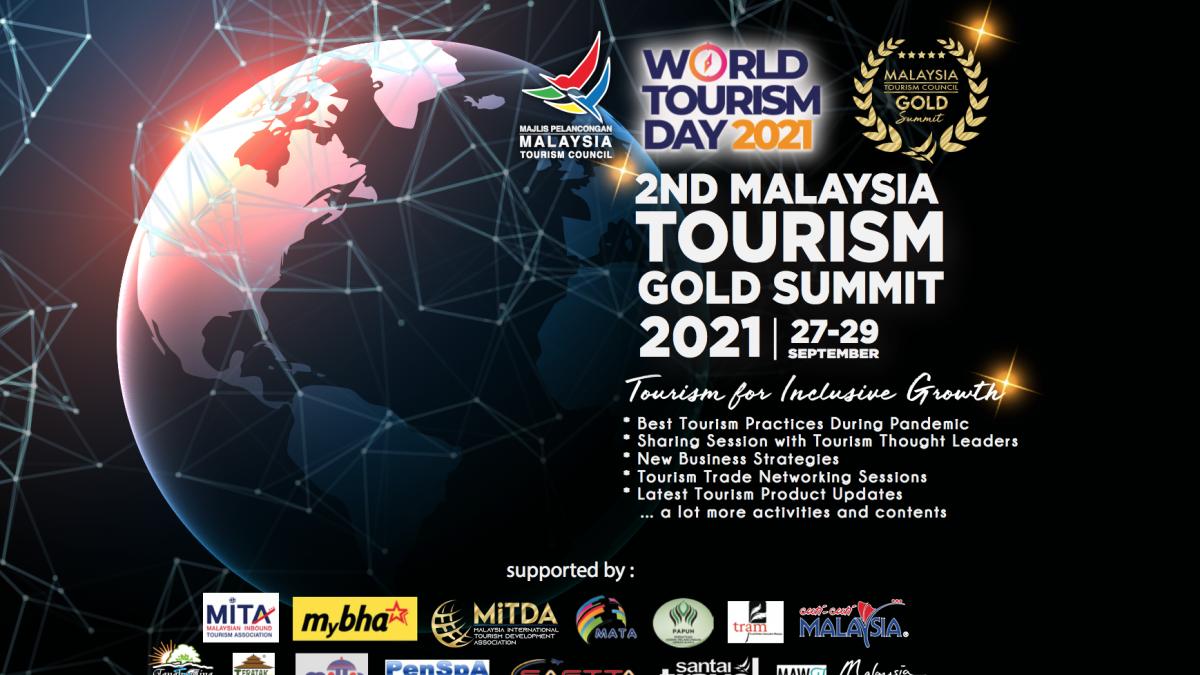 2nd Malaysia Tourism Gold Summit 2021