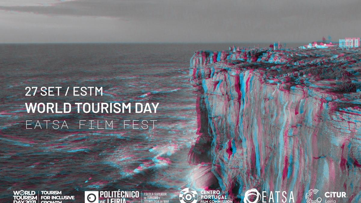 Polytechnic of Leiria marks World Tourism Day 2021 with the announcement of the films nominated for the EATSA Film Festival Awards