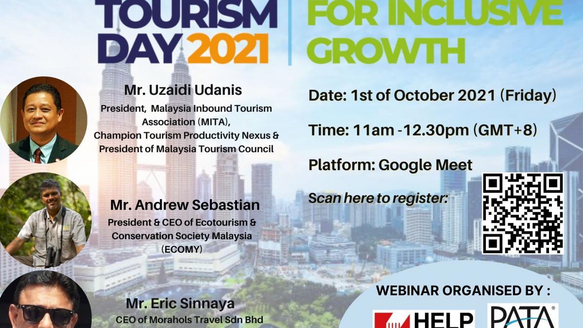PATA Malaysia HELP University Student Chapter