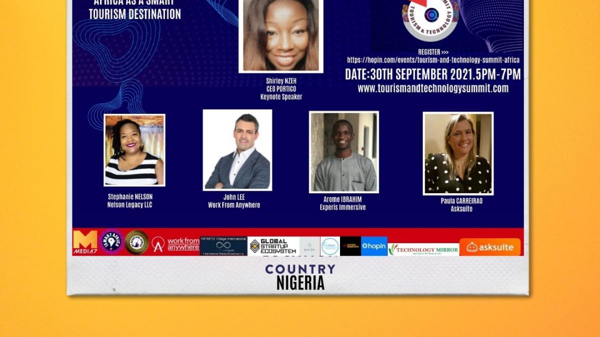 ourism and Technology Summit Africa