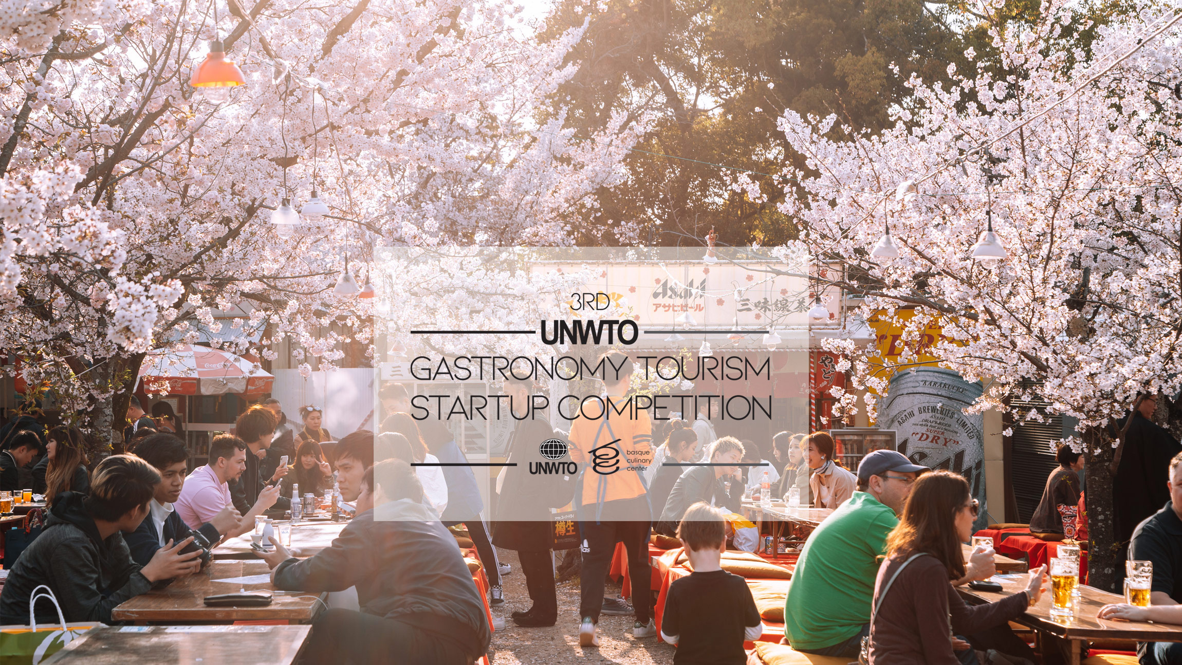 3rd GLOBAL GASTRONOMY TOURISM STARTUP COMPETITION
