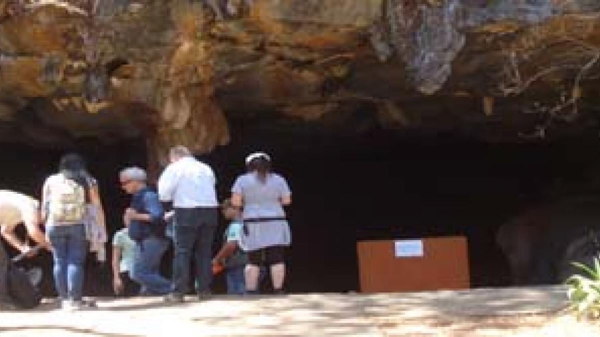 End of the Volunteers Minas Gerais - Brazil 2010 fieldwork project