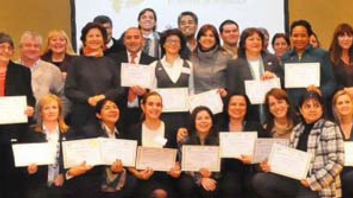 The UNWTO-Excellence in Tourism Management course has finalized
