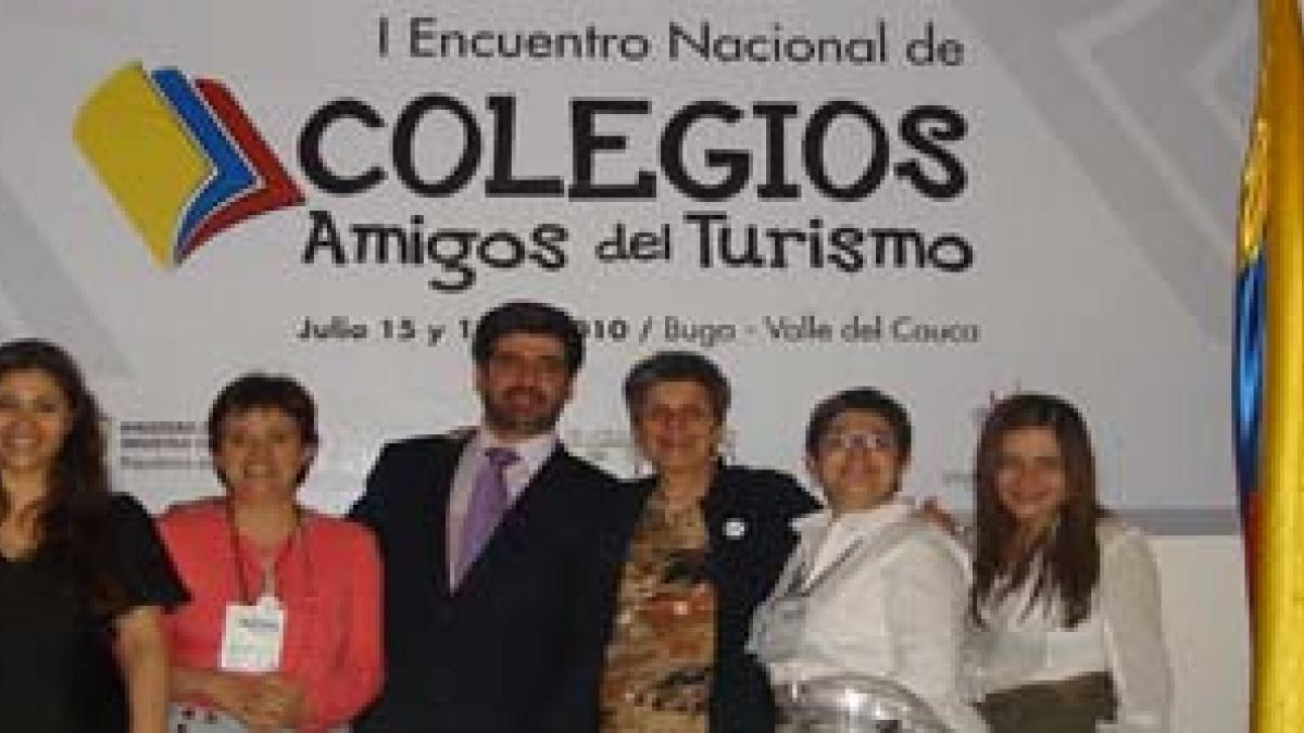 UNWTO.TedQual Programme joins to the network to support the Schools Friends of Tourism in Colombia