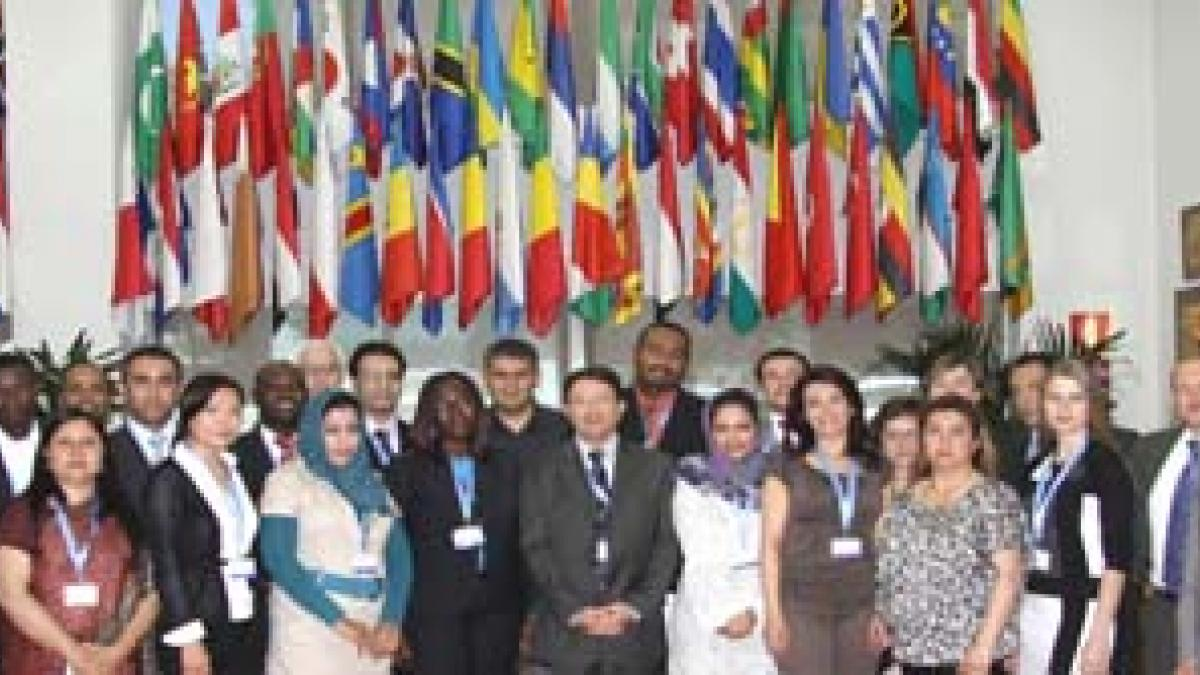 The UNWTO Practicum first 2010 edition has finalised