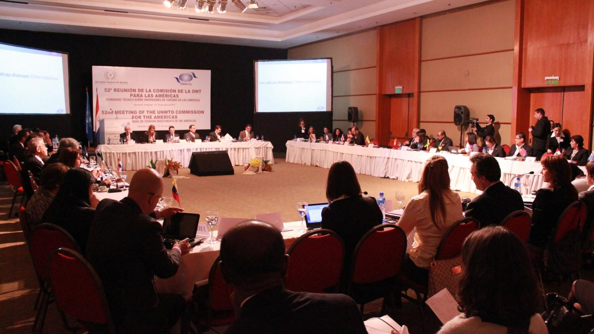 52nd Meeting of the UNWTO Commission for the Americas