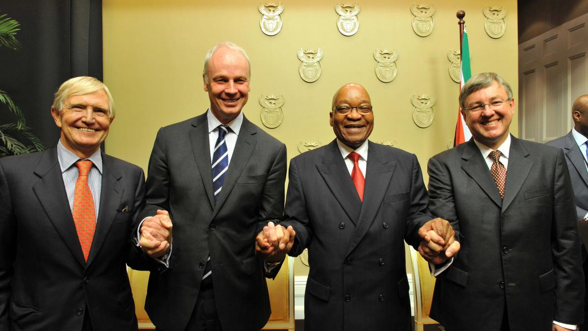 M. Zuma, Président de l'Afrique du Sud, se rallie à la campagne mondiale de l'OMT/WTTC sur la valeur économique et sociale des voyages et du tourisme