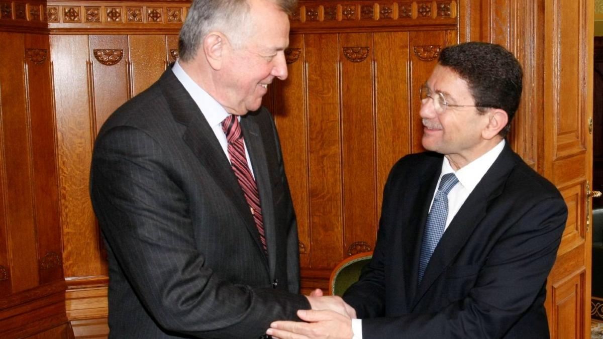 President Schmitt of Hungary: supporting tourism through UNWTO/ WTTC campaign