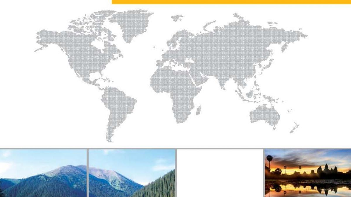 First Edition of the UNWTO Technical Product Portfolio