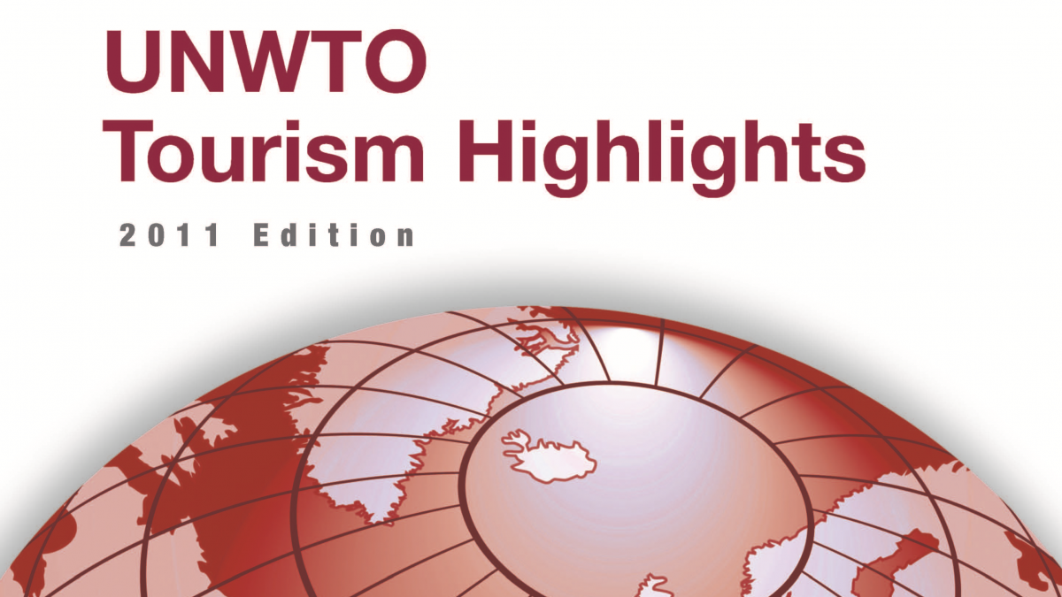 UNWTO presents overview of international tourism in 2010