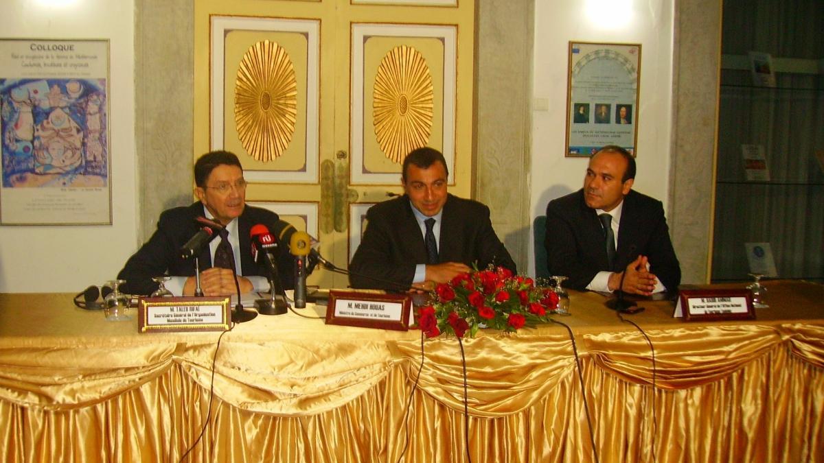 L'OMT soutient la reprise du tourisme en Tunisie