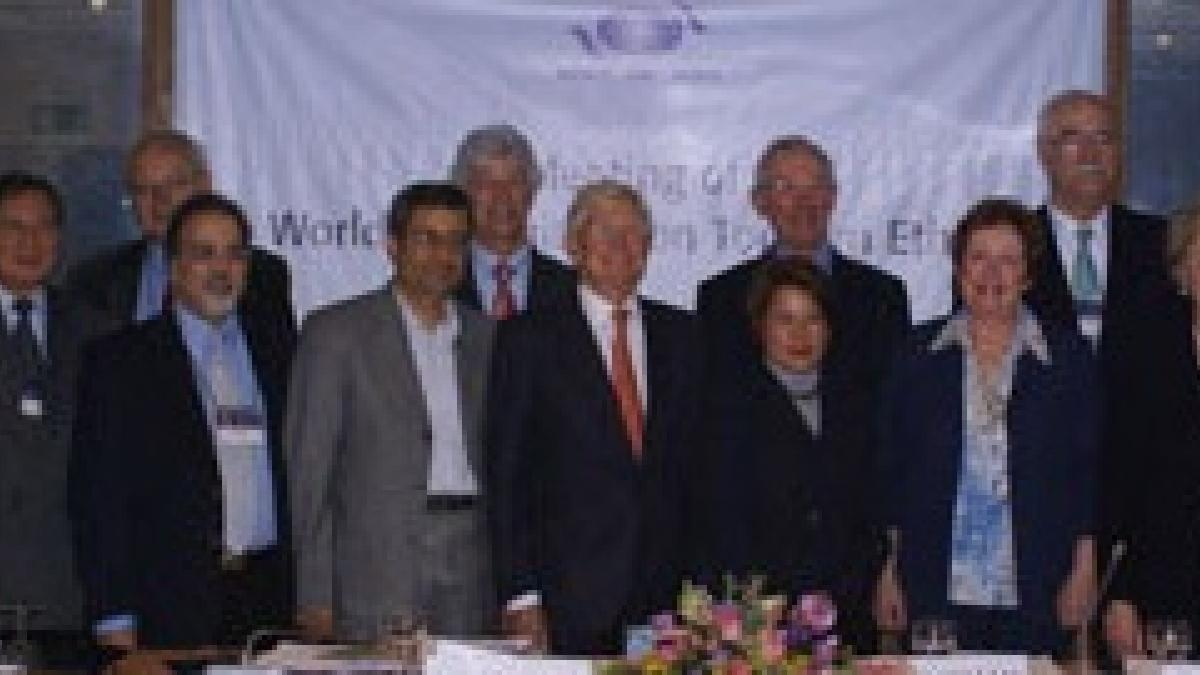 Sixth meeting of the World Committee on Tourism Ethics