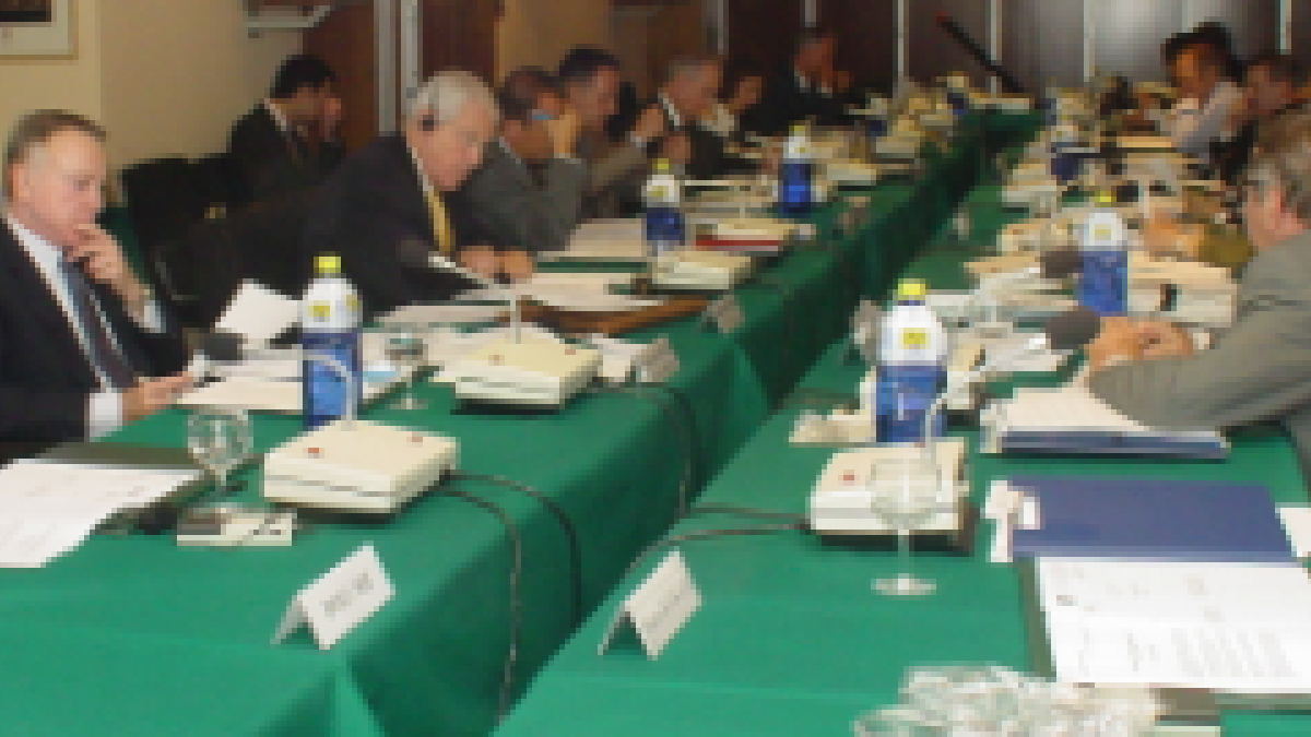 Second meeting of the World Committee on Tourism Ethics