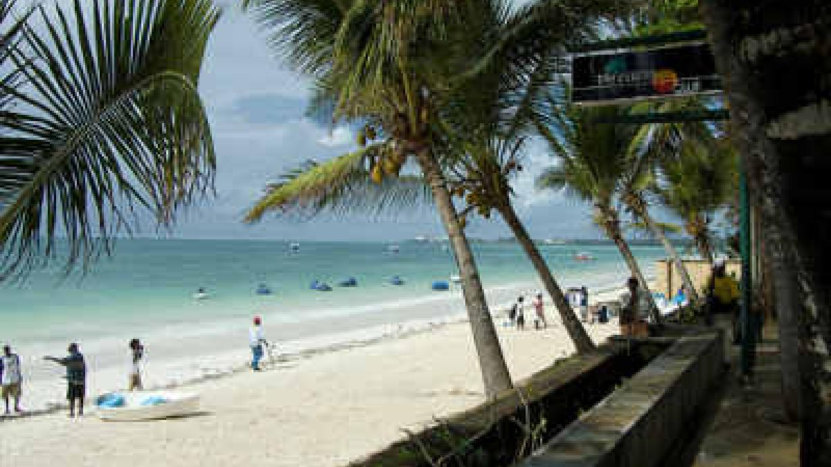 Workshop for the Management of Coastal Beaches in Kenya