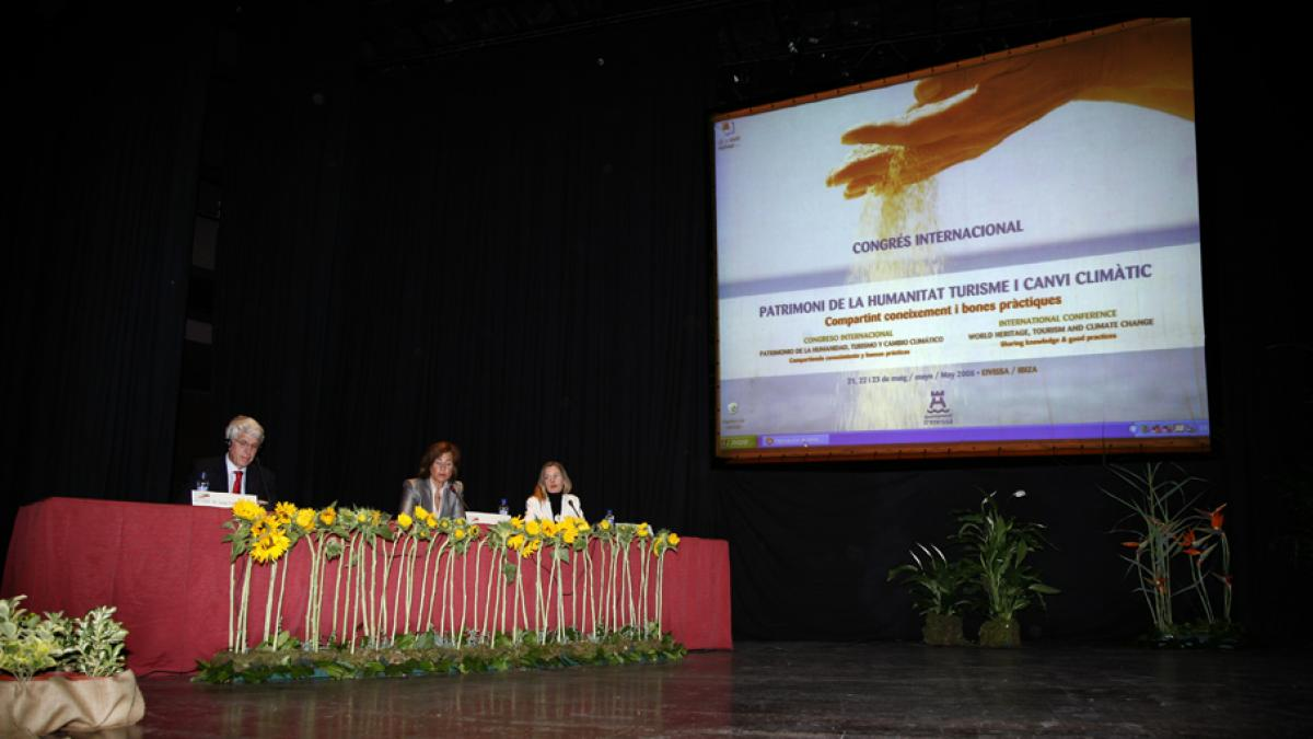 Congress on World Heritage, Tourism and Climate Change