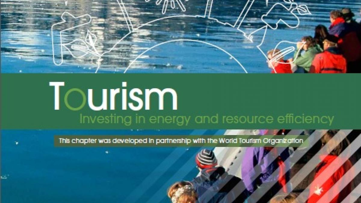 Green Economy Report - Tourism Chapter