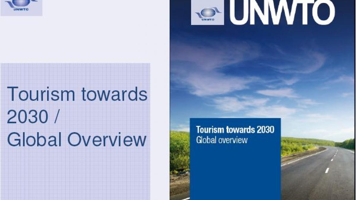 On s'attend à 1,8 milliard de touristes internationaux en 2030
