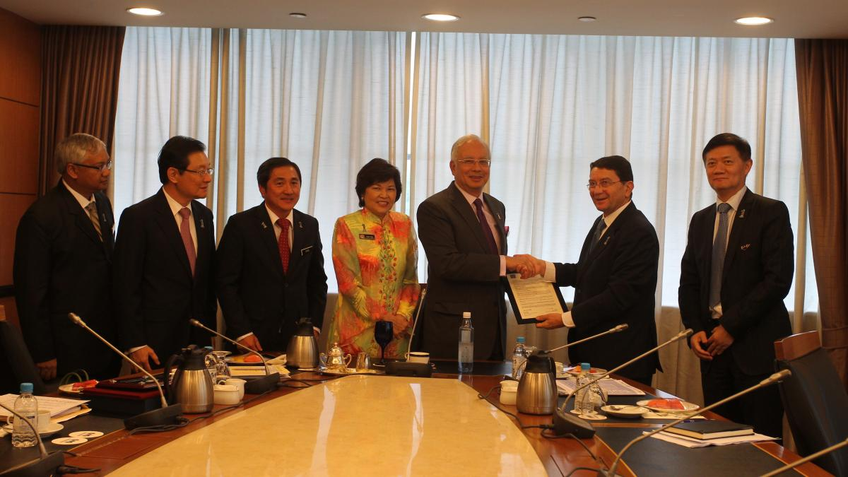 Prime Minister of Malaysia: tourism key to country's economic transformation