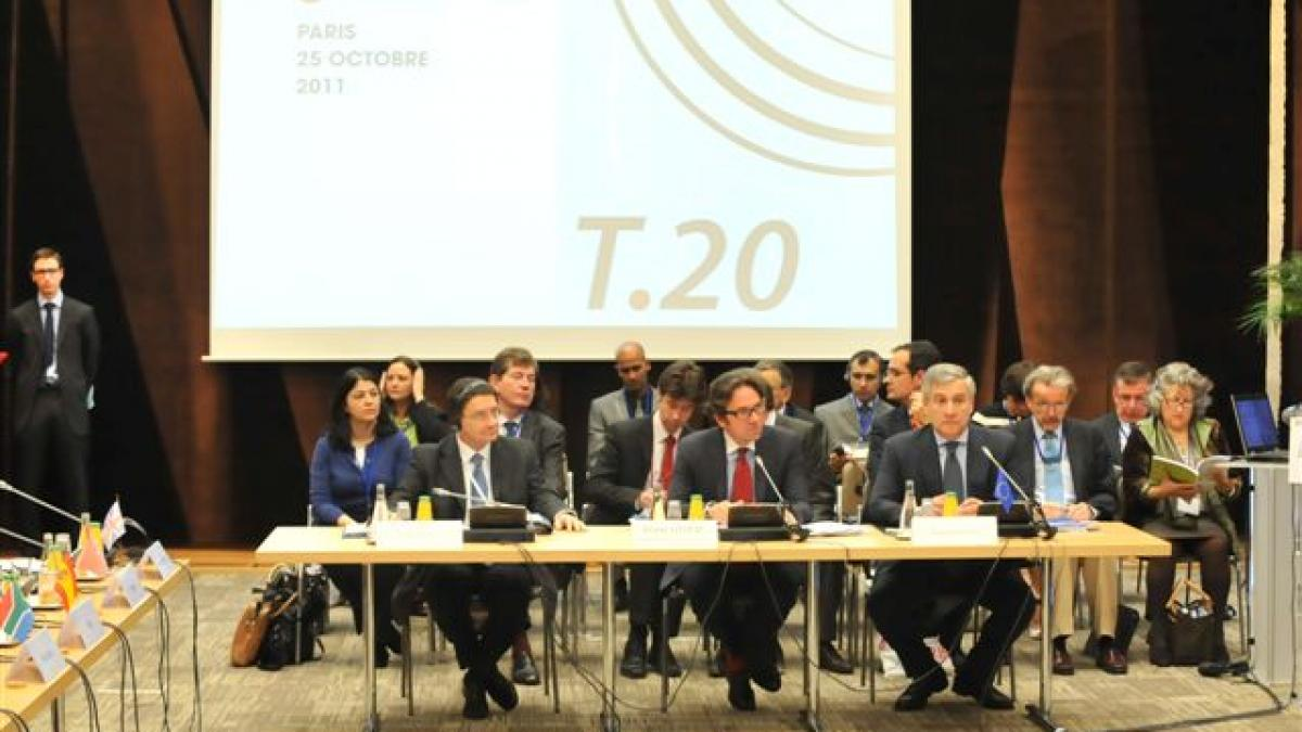 Ministers of Tourism of major world economies call on decision-makers to use tourism to stimulate the economy