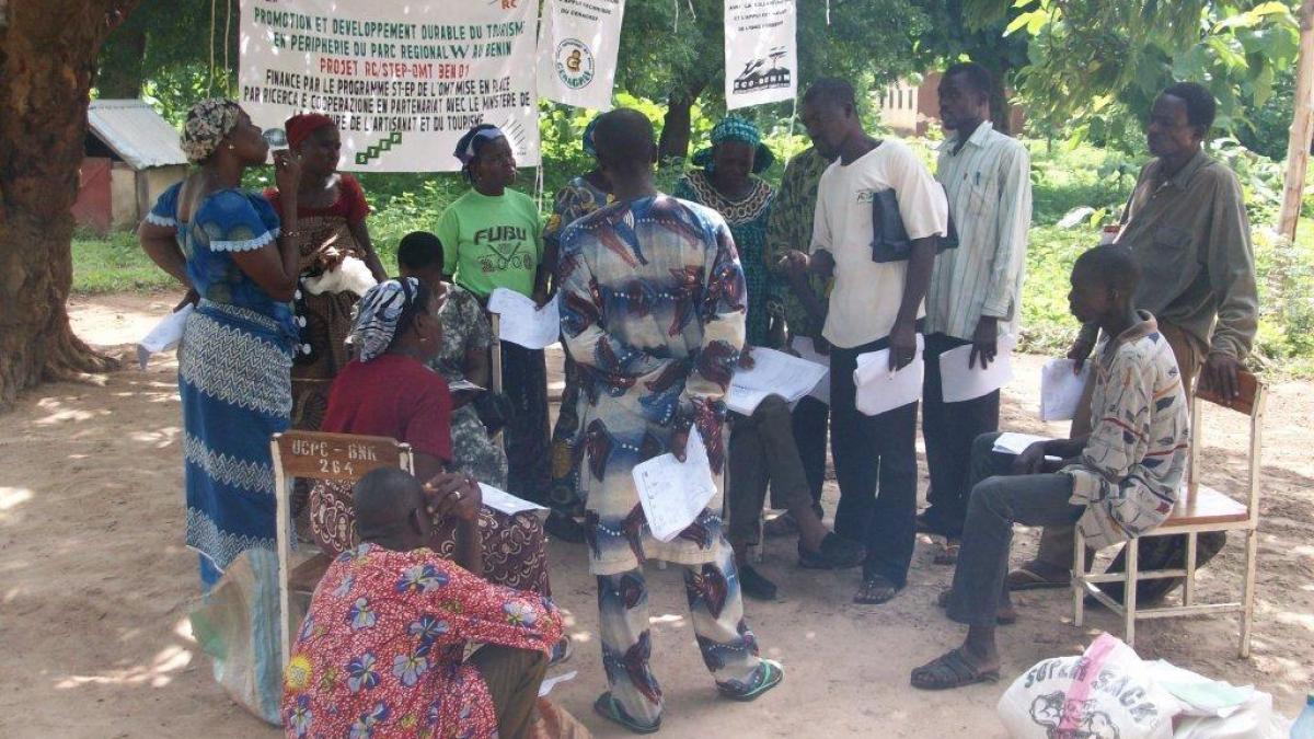 Promoting Sustainable Tourism Development in the Buffer Zone of the W Regional Park in Benin