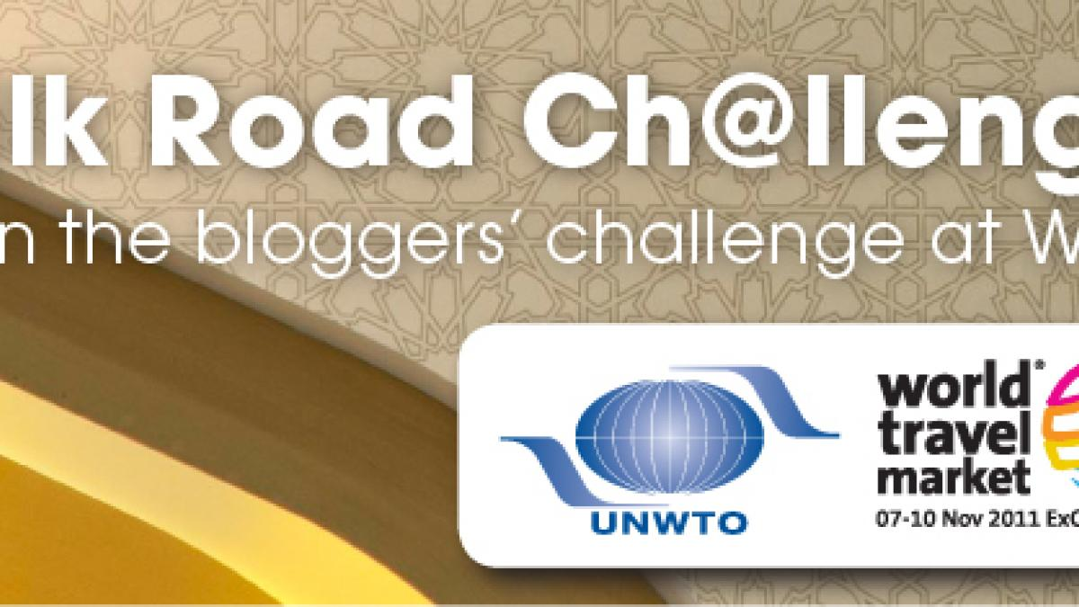 UNWTO and WTM raise the profile of the Silk Road at the 2011 edition of WTM London