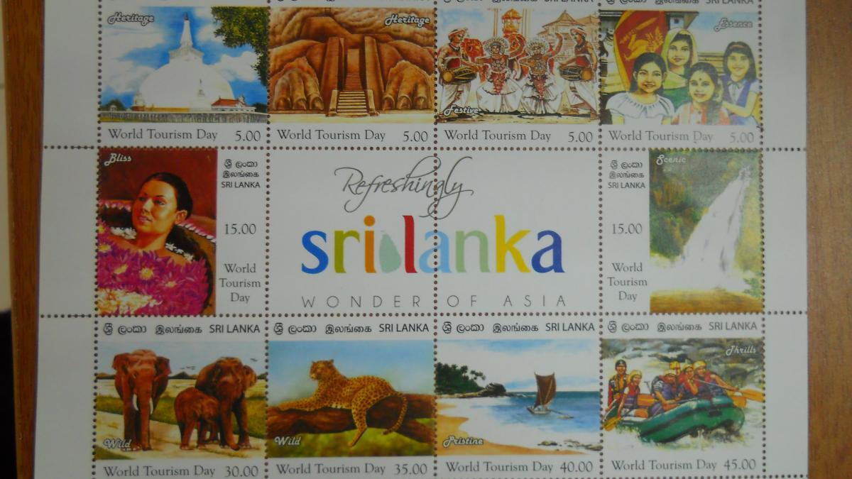 World Tourism Day 2011 Celebrations  in Sri Lanka