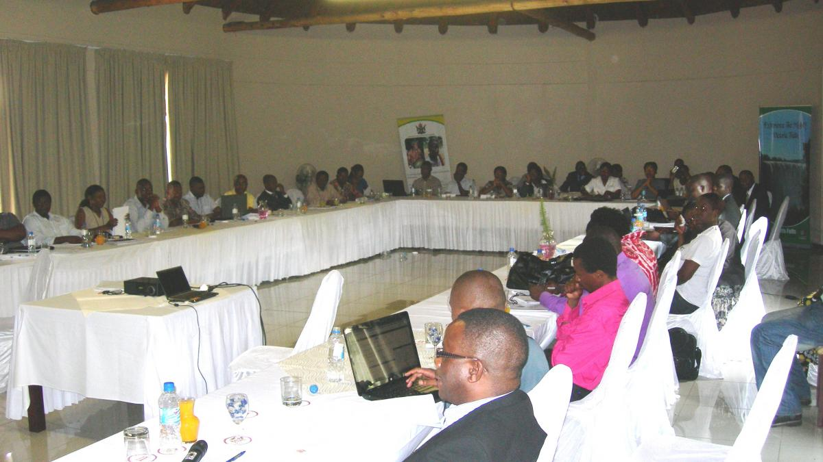 UNWTO and RETOSA hold joint Workshop on Tourism Statistics in Victoria Falls