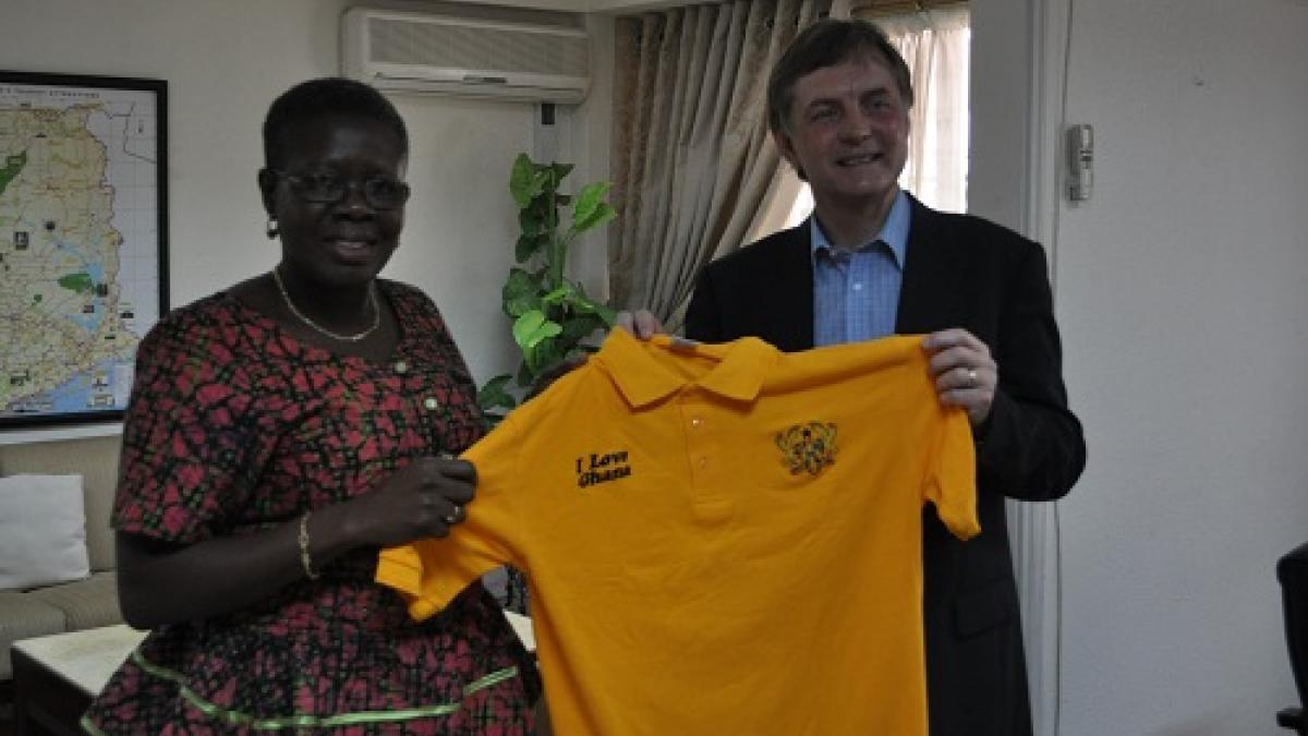 Updating Ghana's National Tourism Master Plan