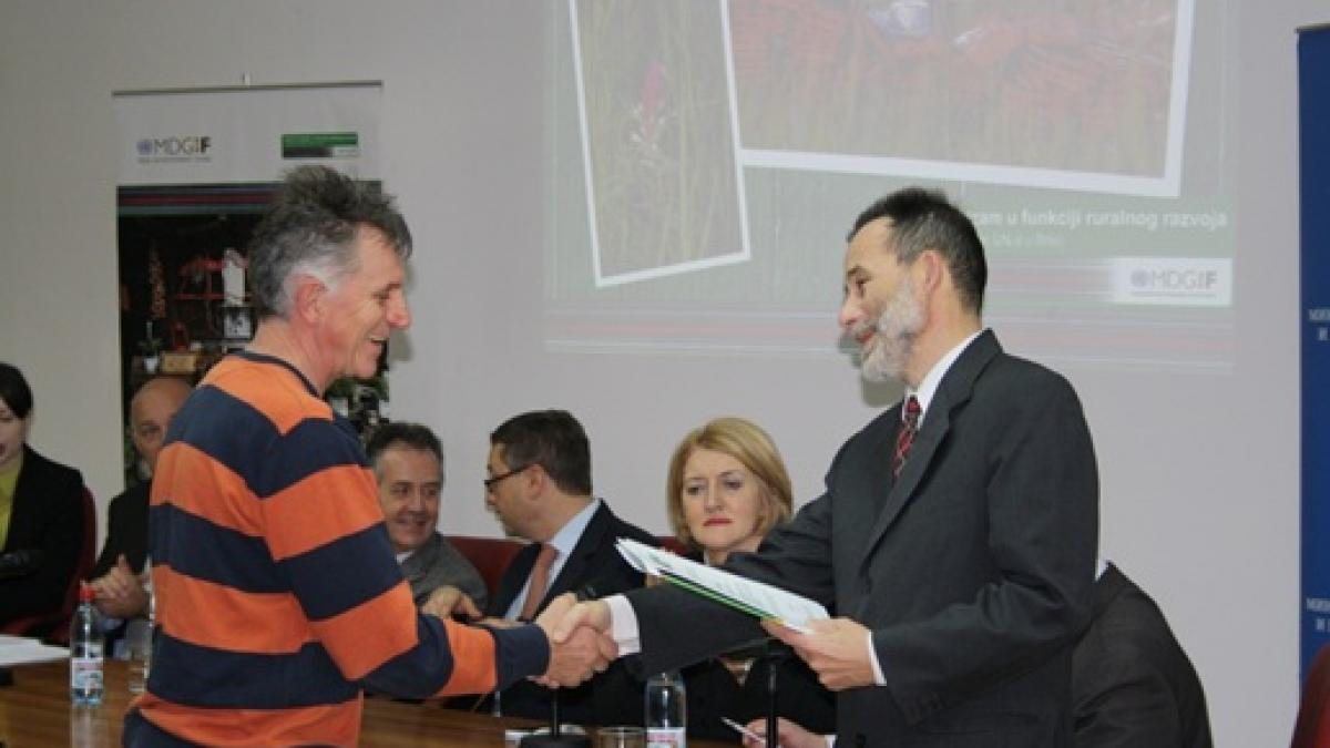 UNWTO Supports Rural Tourism Entrepreneurship in Serbia