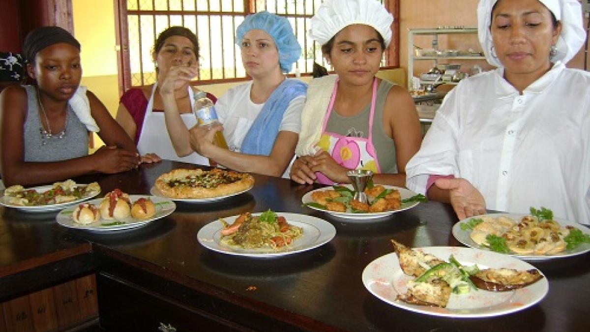 Innovative Cuisine of Northern Honduras