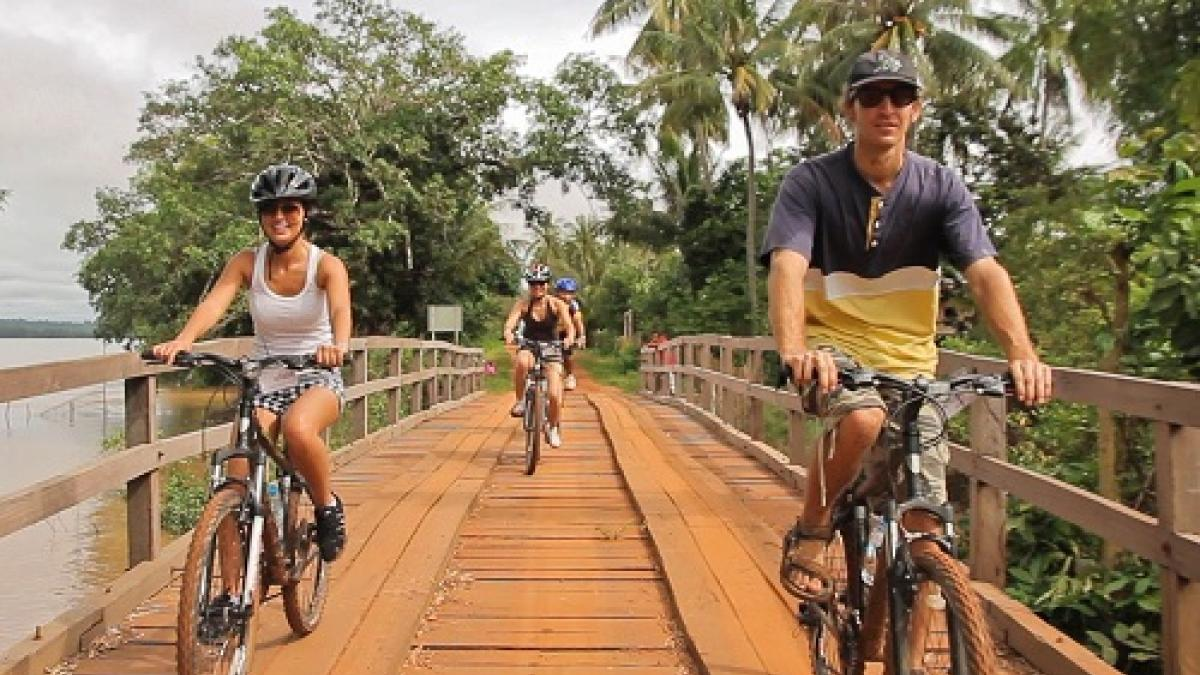 Mekong River Discovery Trail, Cambodia