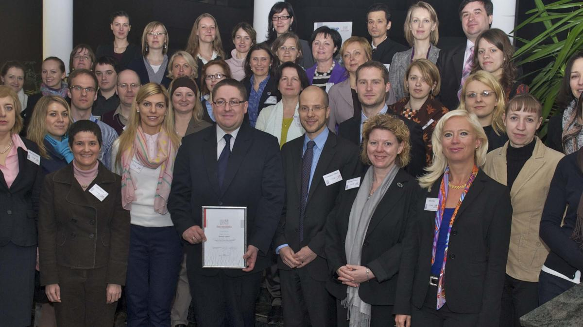 UNWTO National Capacity Building Course Tourism Destination: Policy and Management in Lithuania
