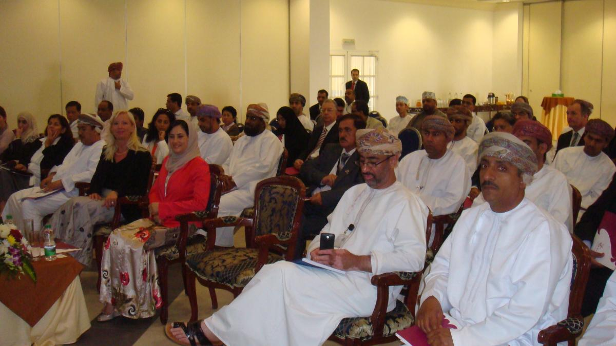 Presentation of the Human Resources Development Strategy for Oman