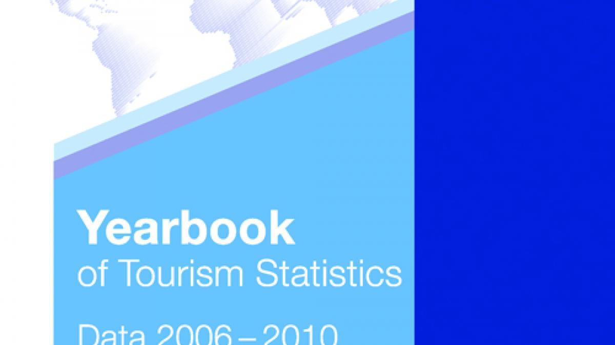 Yearbook of Tourism Statistics, 2012 Edition