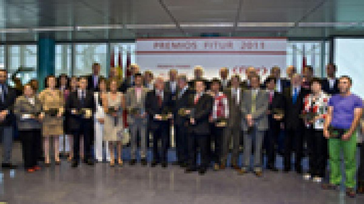 FITUR Presents Its 2012 Awards
