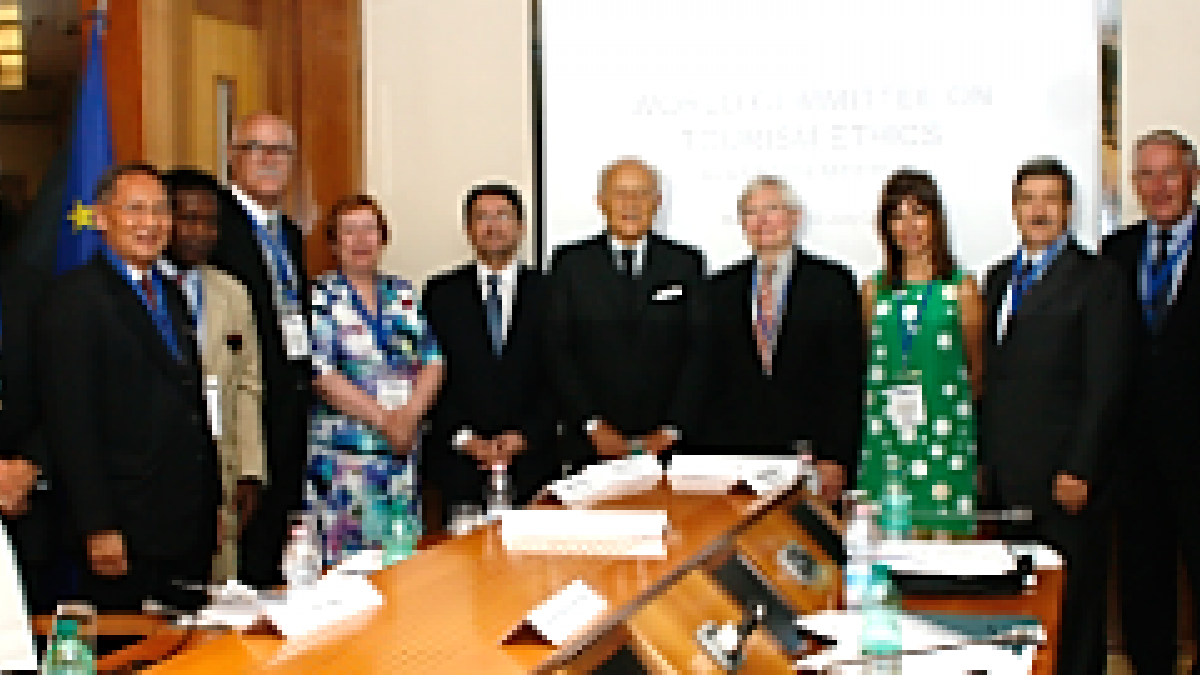 Eleventh Meeting of the World Committee on Tourism Ethics