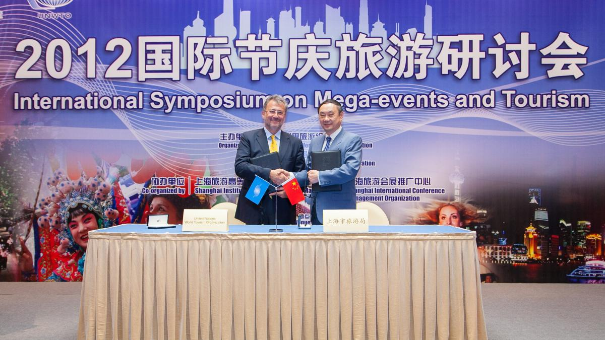 UNWTO Commits to Shanghai's Pursuit of Excellence in Tourism