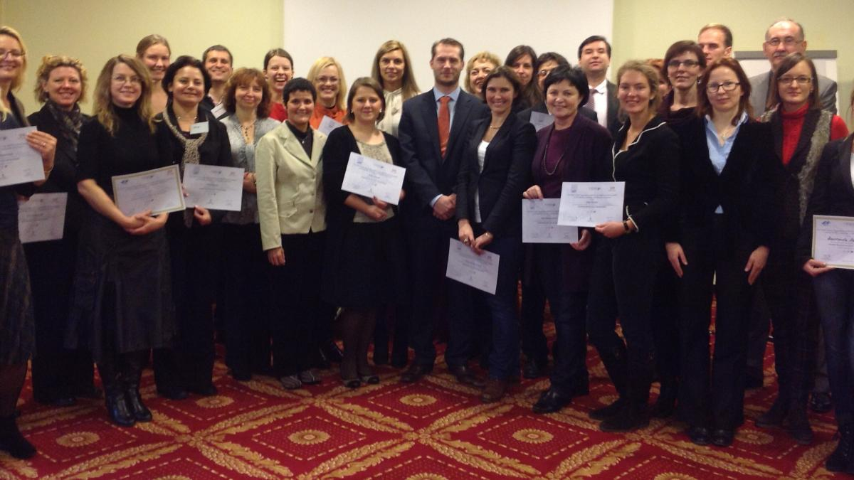 The UNWTO Course in Lithuania on Tourism Destination has successfully finalized