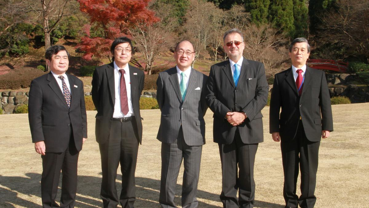 UNWTO Regional Support Office Moves to Nara